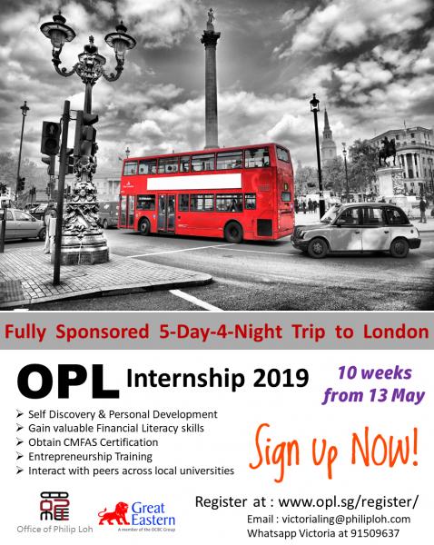 OPL Internship 2019 EDM